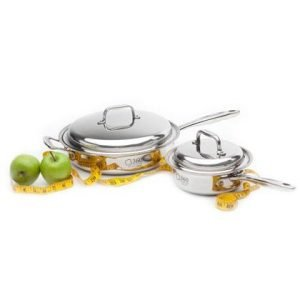 The Essentials Stainless Steel Cookware Set 1