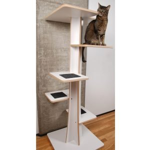 BAOBAB MODERN CAT TOWER 1