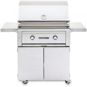 "Lynx Sedona 30"" Propane Gas Grill With One Infrared ProSear Burner - American Made Products"