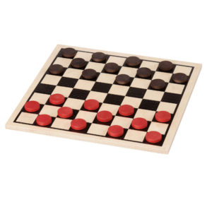 Chess board made in USA 1