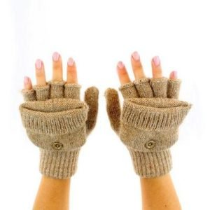 alpaca workplay alpaca glittens gloves american choice alpaca small fawn 191505 large