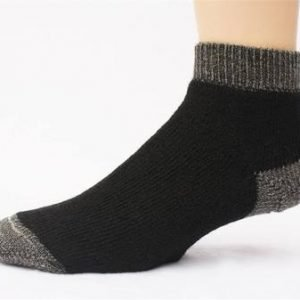 slipperbootie alpaca socks made in the usa socks american choice alpaca slipperbootie small black 989429 large