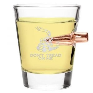 308 real bullet handmade shot glass dont tread on meshot glasslucky shot usalucky shot usa 17066515