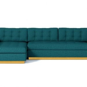 Raleigh 2pc Sectional On Camera LAF Natural Chicago Blue 1194x