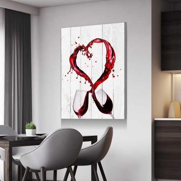 wine heart white wall kitchen 1p vertical 2000x