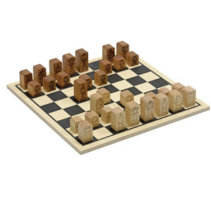 15 inch Basic Chess Set Made in USA 11