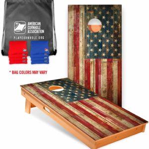 American Cornhole Association Official Cornhole Boards Bags Set 1