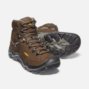 Keen Mens Durand Mid Waterproof Hiking Boots Made in the USA 4