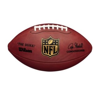 Wilson NFL football made in USA 1