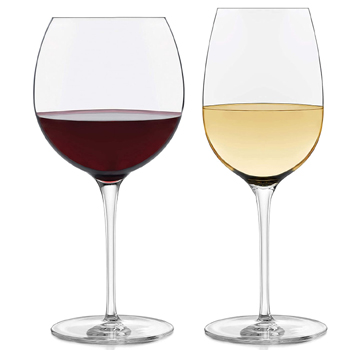 12 Piece Wine Glass Party Set American Made