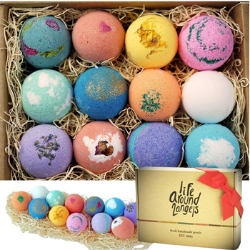 Bath Bombs Gift Set American Made