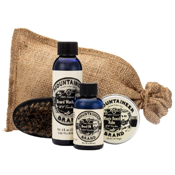 Beard Grooming Care Kit for Men Made in USA