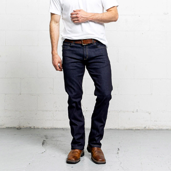Boot Cut Dark Wash Jeans American Made