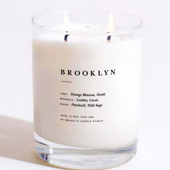 Brooklyn Escapist 100 Soy Wax Candle American Made