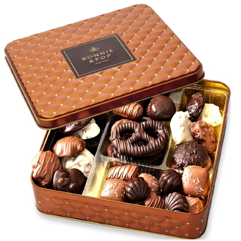 Gourment Chocolate Gift Basket Made in USA