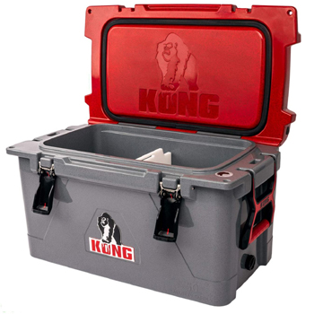 KONG 50 Quart Rotomolded Cooler Made in USA