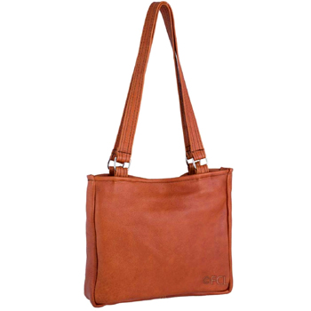 Leather Tote Bag Made in USA
