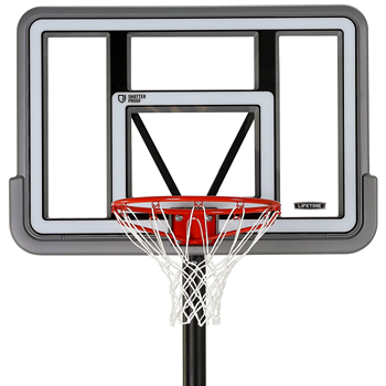Lifetime Portable Basketball System Made in USA