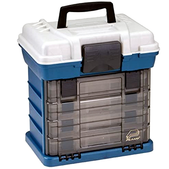 Plano 4 Rack Premium Tackle Box Made in USA