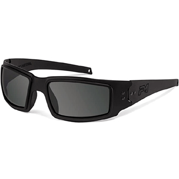 Speed Demon Matte Black Polarized Sunglasses Made in USA