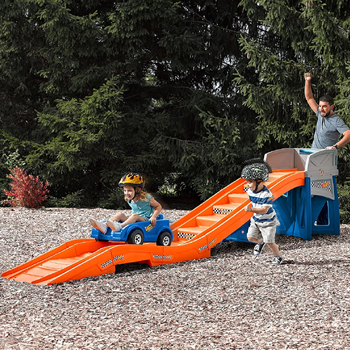 Step2 Hot Wheels Extreme Thrill Coaster Ride On American Made