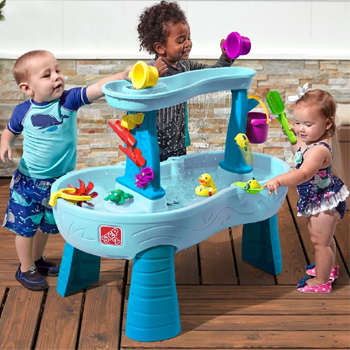 Step2 Sun Shower Water Table American Made