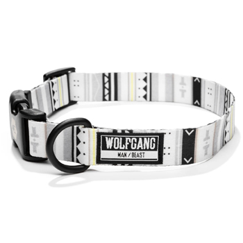 WhiteOwl Dog Collar American Made
