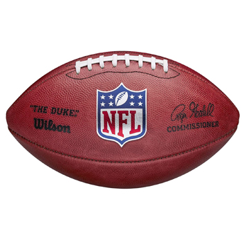 Wilson The Duke Official NFL Game Football Made in USA
