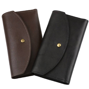 Womens Leather Wallet Made in USA