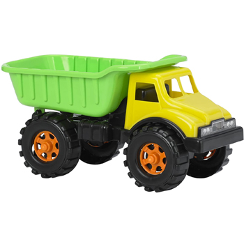 American Plastic Toys 16 inch Dump Truck Vehicle American Made