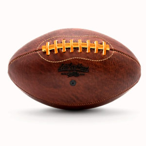 Bison Leather Football American Made