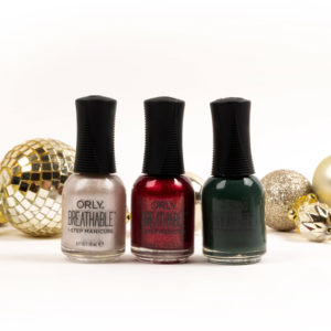 Breathable Tis The Season Bundle Nail Polish
