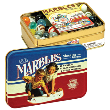 Classic Marbles Game American Made