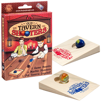Classic Old Tavern Shooters Table Game American Made