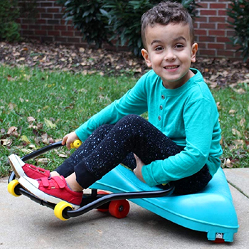 Flying Turtle Sit Skate Scooter American Made
