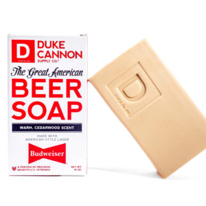 Great American Beer Soap Made with Budweiser Made in USA