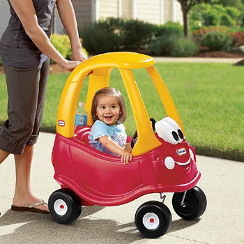 Little Tikes Cozy Coupe 30th Anniversary Car American Made