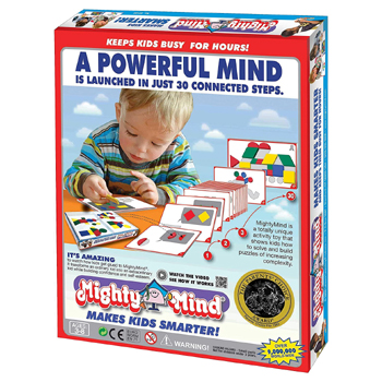 Mighty Mind Activity Puzzles American Made