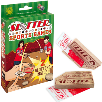 Slotter Sports Games American Made
