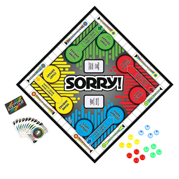 Sorry Game American Made