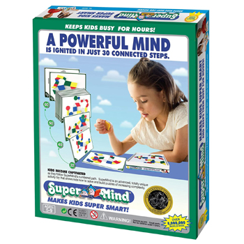 Super Mind Activity Puzzles American Made
