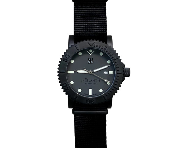 The Atlantis Rogue Tactical Watch 2 American Made