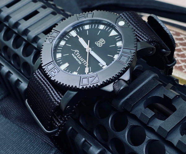 The Atlantis Rogue Tactical Watch American Made