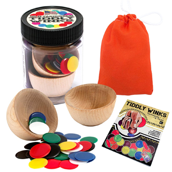 Tiddly Winks Game American Made